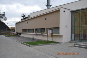 Budynek WSPL Witkowo